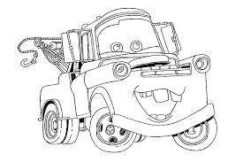 Small Picture Coloring in cars coloring pages from the 2 Disney movies