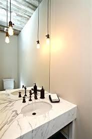 bathroom pendant lights bathroom vanity pendant lights hanging over spectacular lighting home interior bathroom vanity pendant