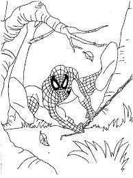 Kleurplaten En Zo Kleurplaat Van Spiderman