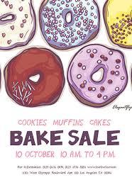 bake sale flyer templates bake sale flyers templates by elegantflyer