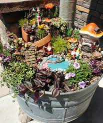 miniature garden fairy garden
