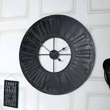 extra large wall clock extra large black wooden wall clock extra large wall clocks