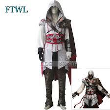 Assassins Creed Costume Pattern New Assassin'S Creed Ezio Costume Tutorial Sweater Jeans And Boots