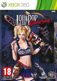 Lollipop Chainsaw RGH Xbox 360 Español [Mega+]