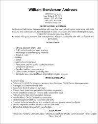 Resume Center