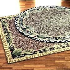 cheetah print rug snow leopard print rug animal print bathroom rugs animal print bath rug small