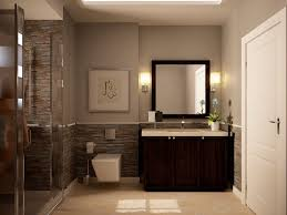 bathroom wall colors with white tile color ideas walls gray and brown paint dark cabinets bathroom with brown colour schemes