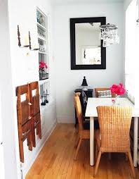how to hang folding chairs on wall diy hanging chairs on hanging table wall