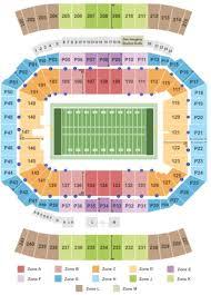 Citrus Bowl Seating Chart Football Florida Citrus Bowl Tickets And Florida Citrus Bowl Seating