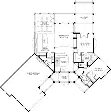 319 best floorplans images on pinterest house floor plans 2 Story Open House Plans main floor image of featured house plan bhg 3218 2 story open floor house plans