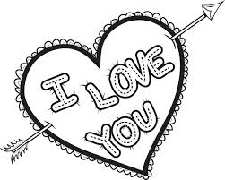 hearts coloring pages printable i love you coloring pages free printable i love you heart coloring hearts coloring pages