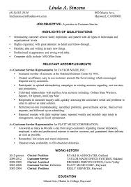 Picture Of A Good Resume - April.onthemarch.co