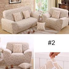 sheto european style stretch sectional sofa soft slipcovers elastic couch cover for single seats intl