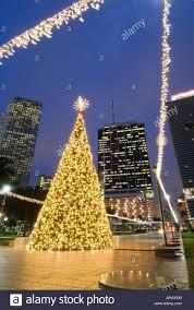 Christmas Lights In Sunrise Florida Miami Florida Travel Christmas Stock Photos Miami Florida