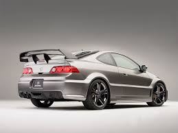 Acura RSX history, photos on Better Parts LTD