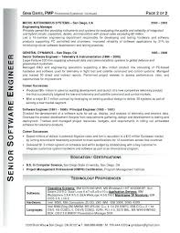 Software Developer Resume Template – Resume Directory