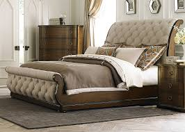 Amazon Com Liberty Furniture Cotswold King Sleigh Bed Br Ksl