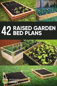 Designing Your Own Garden Online Free 59 Diy Raised Garden Bed Plans Ideas You Can Build In A Day