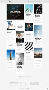 website template video abstract free responsive html5 bootstrap masonry template