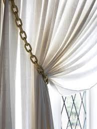 curtain tie backs ideas