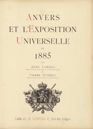where else are you going to find out about awesome stuff like this newly digitized 19th century book about the 1885 antwerp universal expo