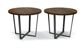round cafe tables in walnut and chairs canada round cafe tables