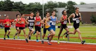 Serpentine Running Club Athletics Middle Distance Squad