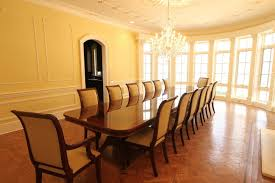 Large Dining Room Table Sets Extra Large 16 Foot Triple Pedestal Mahogany Dining Table And Room