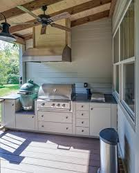 rethinking the outdoor kitchen concept