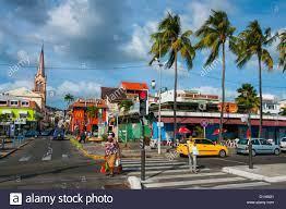 Martinique; Fort de France; caribbean ...