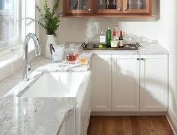white shaker cabinets with quartz countertops. white shaker kitchen cabinets chandler az cambria summerhill quartz countertops with c