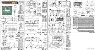 Курсовые и дипломные проекты промышленные здания скачать dwg  Дипломный проект Мусороперерабатывающий комбинат