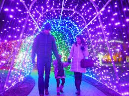 Trail Of Lights Colorado A Hudson Christmas The Hudson Gardens Event Center