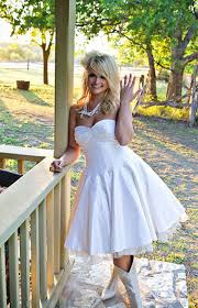 Discount Country Western Style Wedding Dresses  2017 Wedding Country Western Style Bridesmaid Dresses