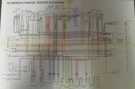 yamaha xj750 seca wiring diagram wire center \u2022 1981 Yamaha Seca 750 Parts 1981 Yamaha Seca Wiring Diagram #16