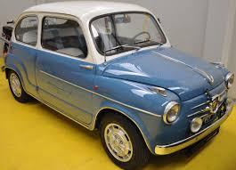 Fiat Abarth 850 año 1960. Impecable estado. Documentación al día ...