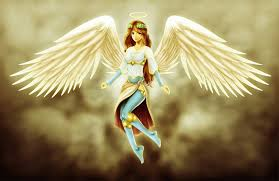 when the night falls there es an angel