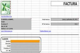 formato para facturas en excel formato para facturas en excel barca fontanacountryinn com