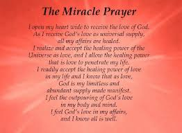Miracle Quotes Unique Christian Life Quotes And Sayings Prayer Quotes The Miracle Prayer