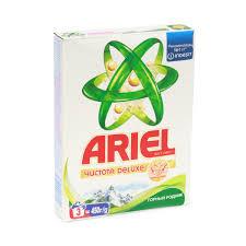 """<b>Стиральный порошок Ariel</b> """"Горный родник"""" - Обзор на сайте ..."""