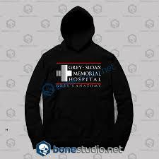 Grey Sloan Memorial Hospital Hoodies Adult Unisex Size S 3xl