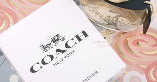 <b>Coach The Fragrance</b> Eau de Parfum: Review | The Happy Sloths ...