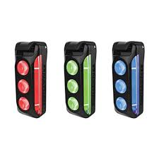 Nathan Lux Strobe Rx Safety Light Nathan Mag Strobe Magnetic Clip Blacktoe Running Inc