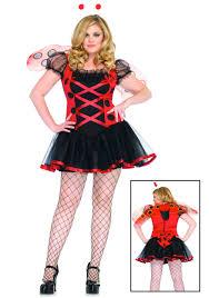 plus size ladybug costume