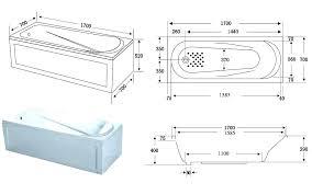clawfoot tub dimensions standard bathtubs size of bathtub faucet