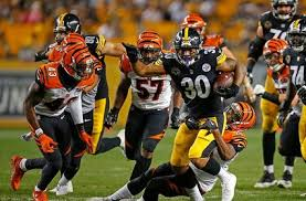 Pittsburgh Steelers Running Back Depth Chart The Impact Of Leveon Bells Holdout On Steelers Depth At