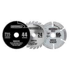 dado blade lowes. rockwell versacut 3-piece circular saw blade set dado lowes a