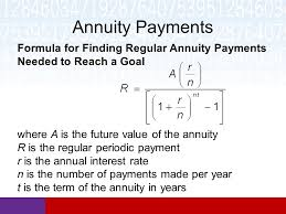 Periodic Payment Formula Section 8 3 Compound Interest Math In Our World Learning Objectives