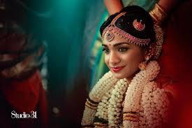 traditional south indian bridal makeup