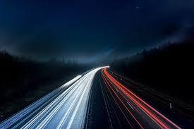 Αποτέλεσμα εικόνας για picture of a road at night